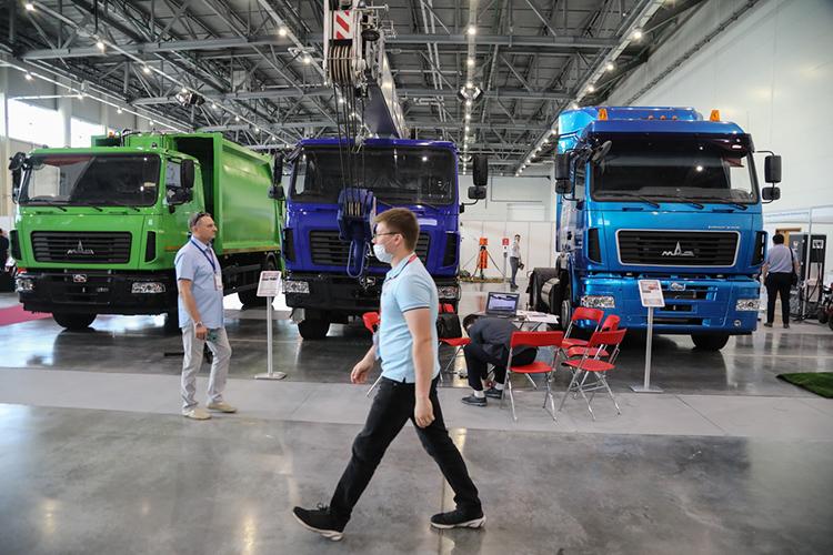 ВКазани накануне открылся III Международный салон спецтранспорта «ИНТЕРПОЛИТЕХ: SpecTransExpo-2021»— крупнейшее отраслевое мероприятие России