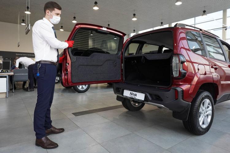 Запущенная в продажу с текущего года Niva Travelзаменила собой в официальной линейке привычную Chevrolet Niva