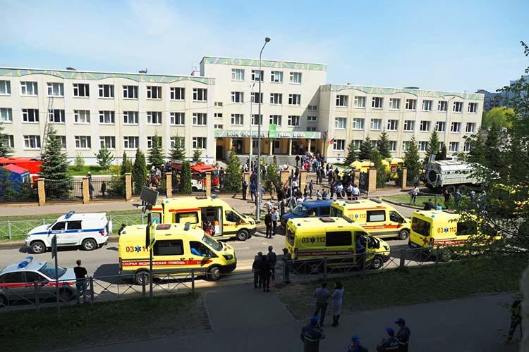 Сегодня российский Красный Крест иСбербанк завершают сбор средств для пострадавших 11мая при стрельбе вказанской гимназии №175. Наутро 19мая собрано более 70млн рублей