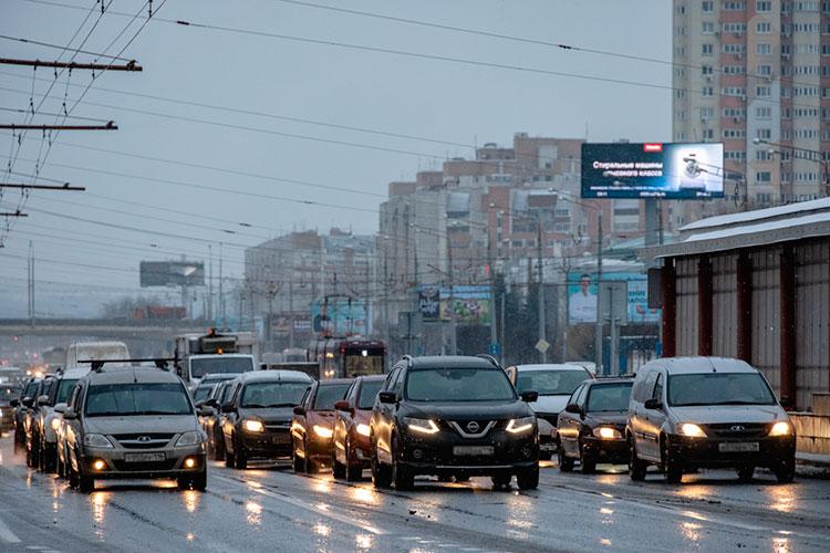 «Сегодня внепогоду распознается 20 процентов автомобилей, на100 машин только20!Аесли будут автоматические средства идентификации, будет всё распознаваться»