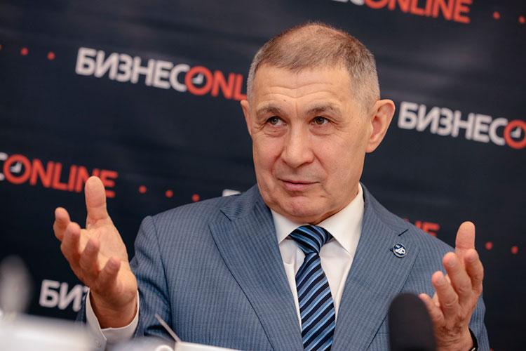Рифкат Минниханов: «Был один раз, когда якпрезиденту записался на прием»