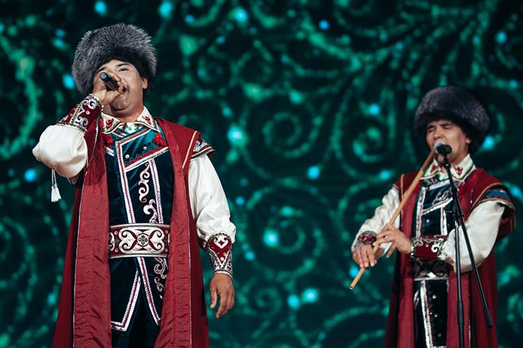 Солидная часть лауреатов фестиваля были уроженцами Башкортостана