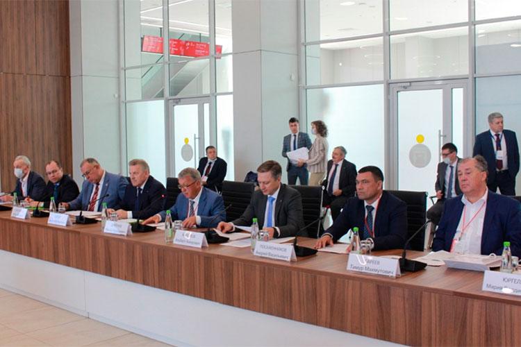 Откровения прозвучали навсероссийской конференции «Машиностроение: стратегии развития»