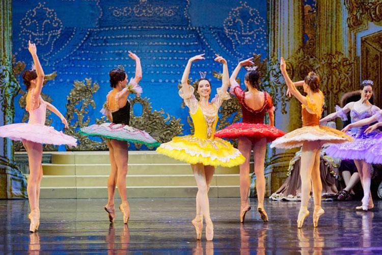 Новую редакцию «Спящей красавицы» (1890) представили наXXXIV Международном фестивале классического балета имени Рудольфа Нуриева