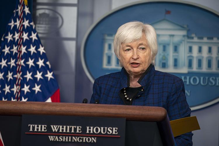 Йеллен призвала все страны мира ввести минимальную ставку корпоративного налога наприбыль, установив еенауровне21%