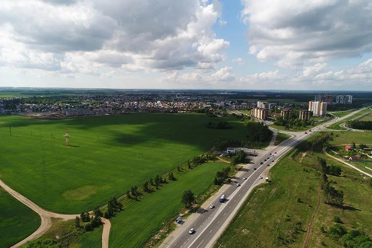 Уже этим летом вЛаишевском районе начнется строительство сразу двух жилых комплексов—вселе Усадынаплощади в55 гаиселе Столбищена179га