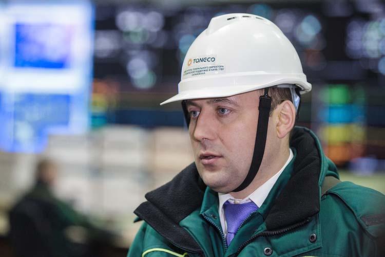 Илшат Салахов:«Сегодня в «Татнефти» собраны все компетенции по ТЭО, проектированию, строительству, пусконаладке нефтеперерабатывающих и нефтехимических установок любой сложности. Конечно, в этом большая заслуга коллектива управления по реализации проектов строительства, который показал, как нужно работать, чтобы достигать цели»