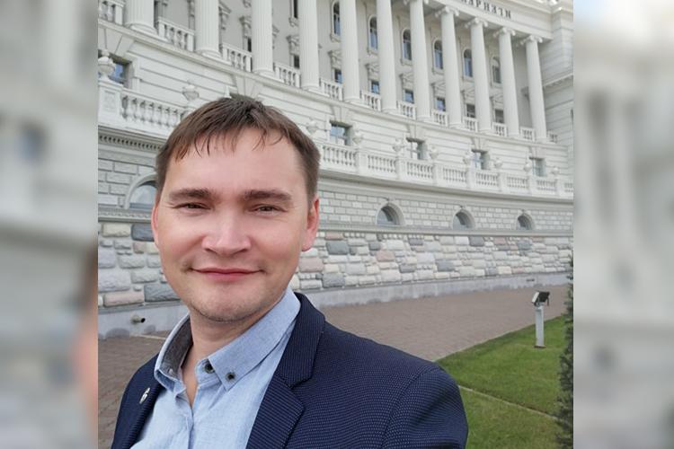 ИльфатЗакирзянов: «В2019 году яучаствовал впрограмме «Агростартап» Министерства сельского хозяйства республики, выиграл грант. Это ипозволило начать свое дело»