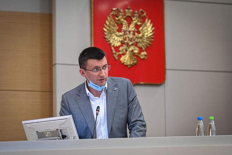 Алексей Кашин предложил использовать водород, который уже есть втехнологическом процессе, например, на«ТАИФе»