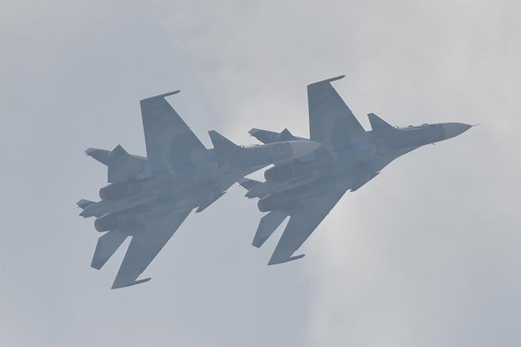 Лукашенко подчеркнул, что истребитель был поднят ввоздух повсем правилам. Онтакже добавил, что подразделения ПВО, которые должны защищать БелАЭС, были подняты потревоге