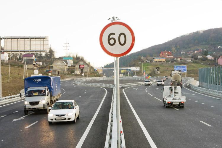 Поданным ВОЗ, снижение скорости на5% может привести ксокращению числа ДТП сосмертельным исходом на30%