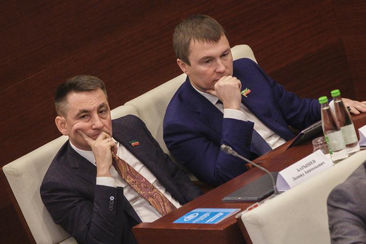 После того, как елабужской бизнес-империей заинтересовался следком, имущество исчета Барышева иМахеева арестовал Одиннадцатый апелляционныйарбитражный суд, который находится вСамаре