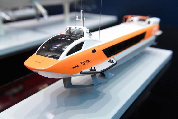 Первый «Валдай 45Р» (его спроектировало и строит АО «ЦКБ по СПК им. Алексеева» — исторически главное в России по крылатому флоту) спустили на воду в 2019 году, на сегодня построено 5 судов