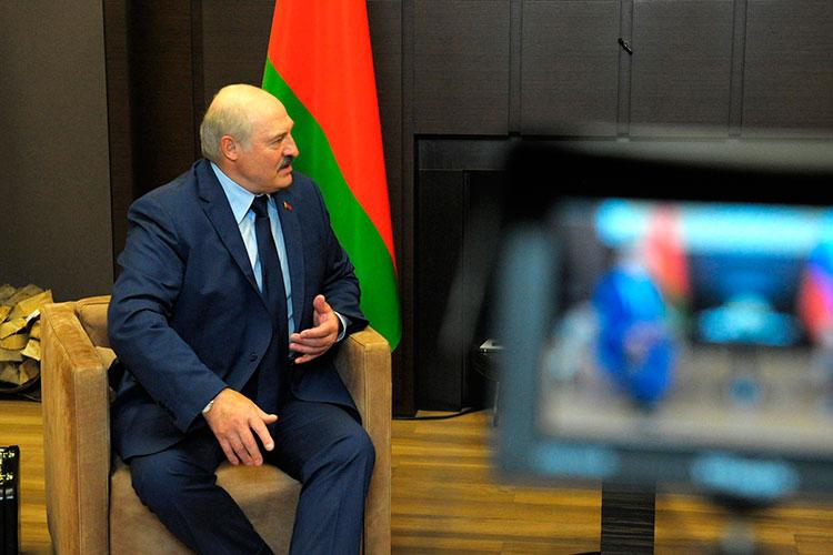 «Информация, что Россия участвует ипомогает своему другу Лукашенко, проявилась только уодного-двух завзятых русофобов. Ноиона быстро пропала»