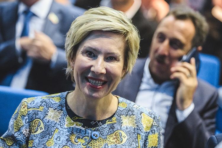 Неожиданно нанизкой строчке впартийном списке оказалась депутат ГосдумыОльга Павлова— ееместо под №9. Иэто при том, что она уверенно входит втройку лидеров нашего рейтинга полезности депутатов отТатарстана вДуме 7-го созыва
