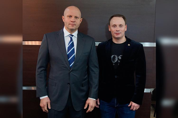 ФедорЕмельяненко, Александр Даренков