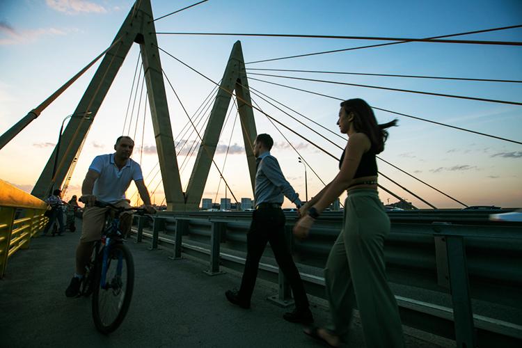 «Программы развития велотранспортной инфраструктуры требуют денег,аурегионов игородов нет средств»