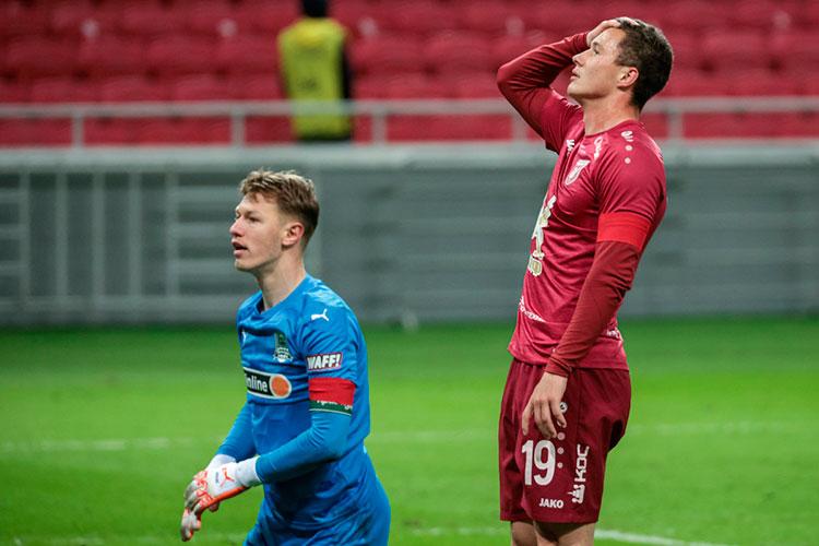 Ивана Игнатьева клуб брал его за 7 млн евро, теперь же его оценка на портале — 2,8 млн, то есть с последним обновлением рейтинга он подешевел ещё на 700 тыс. евро