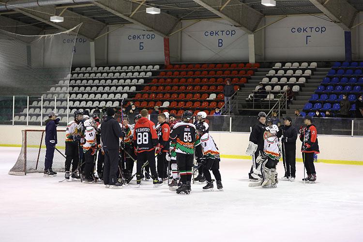 «Нефтяник» обзавёлся центром хоккейной подготовки сновейшим оборудованием для молодых игроков