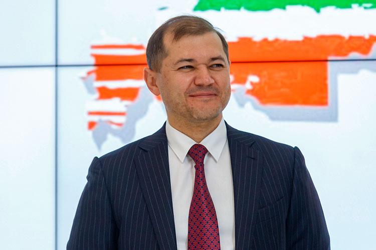 Генеральный директор ТАИФа Руслан Шигабутдинов принимает все решения, связанные с финансированием клубов
