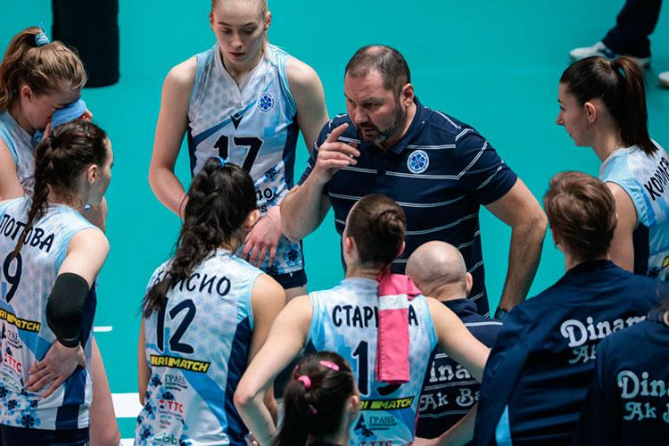 Республиканский бренд «АкБарс» в2020 году интегрировался ивназвание женской волейбольной команды «Динамо-Казань», что укрепило сотрудничество спортобщества ибанка