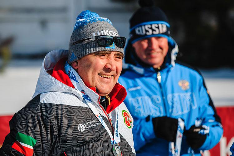 С помощью республиканской программы Ильшат Фардиев построил в каждом районе Татарстана по современной лыжной базе, особняком стоит комплекс в Заинске