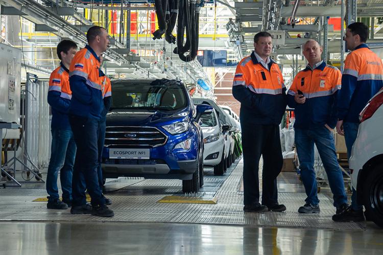 Компания Sollers, напомним, впрошлом году пережила глобальную трансформацию— СПсконцерном Fordисчерпало себя. Американский партнер увел сроссийского рынка легковые автомобили, выпускаемые СПFord Sollers