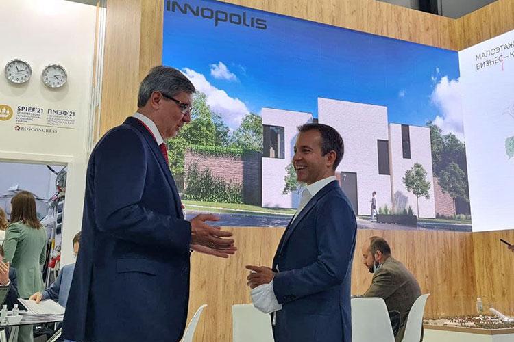 Экс-министр связи Николай Никифоров подписал соглашение с ассоциацией «Цифровой транспорт и логистика»