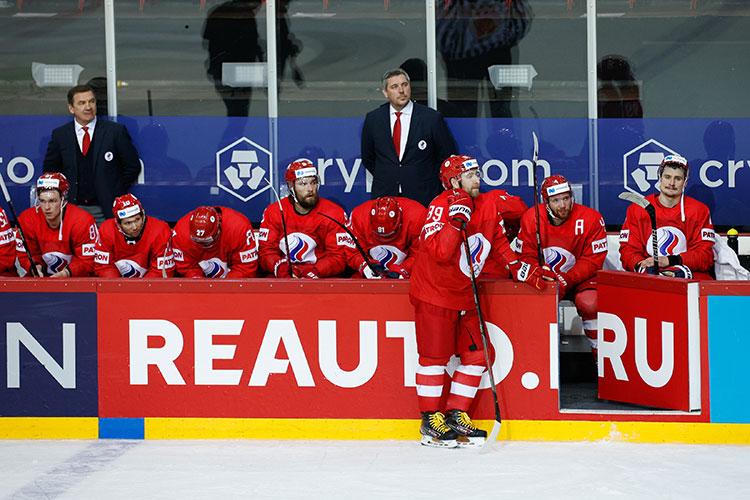 ПодопечныеВалерия Брагинавчера завершили выступление начемпионате мира. Вчетвертьфинальной игре сборная России проиграла вовертайме (1:2) канадцам, хотя походу встречи вела всчете