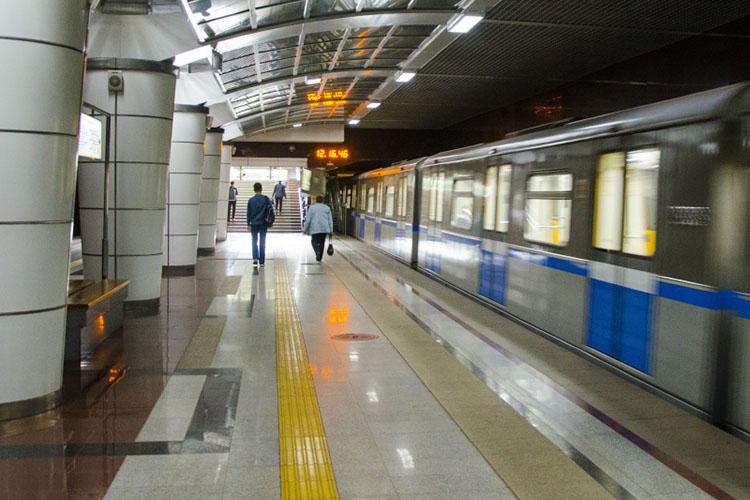 Вказанском метрополитене ведутся работы попрокладыванию сетей 5G