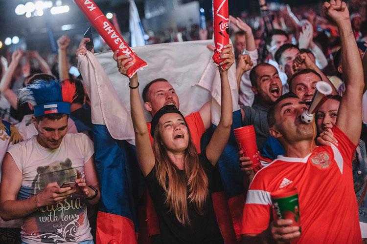 Казанцам организуют просмотр матчей сборной России, которая сыграет нагрупповом этапе сБельгией, Финляндией иДанией