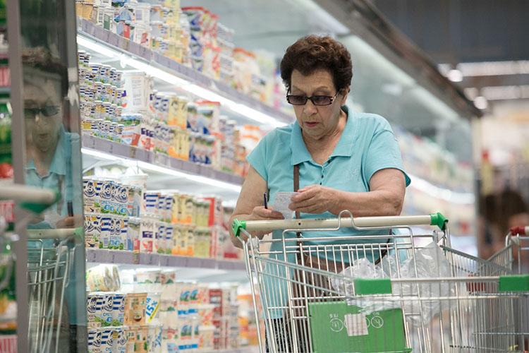 Цены напродукты будут идальше расти, меры, которые принимает правительство, недостаточны