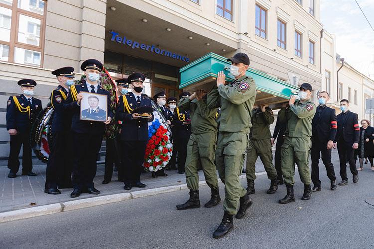 Похороны состоятся наАрском кладбище Казани