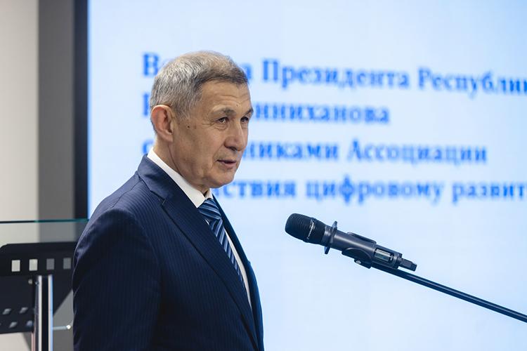 Рифкат Минниханов невпервые обращает внимание насрывы сроков попоручениям врамках цифровизации