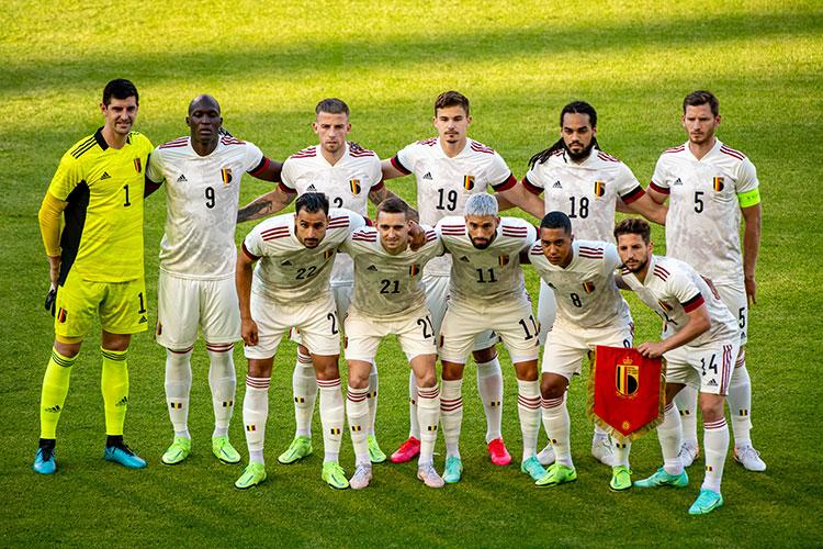 Первым исамым сильным соперником группового этапа для россиян станут (12июня) бельгийцы