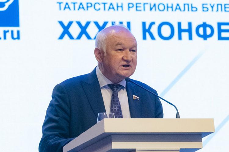 Ильдар Гильмутдинов:«Нет пустым обещаниям— только конкретные решения воблаго граждан страны!»