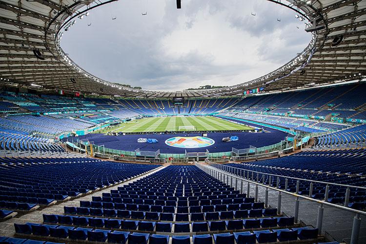 Матчем между Турцией и Италией начнётся чемпионат Европы 2021 года, который из-за спонсорских причин сохранит за собой приставку «2020»