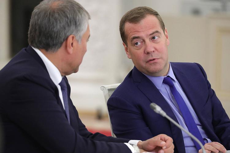 Если пару недель назад Телеграм-каналы гадали, уйдетлиДмитрий Медведевспоста лидера «Единой России», тосейчас наповестке вопрос: возглавитли онсписок партии навыборах вГосдуму?
