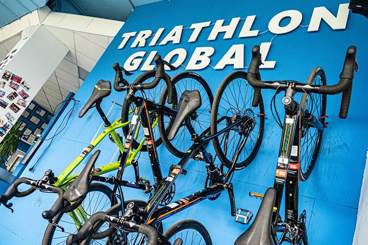 Из всех спортивных объектов Казани для триатлона не достаёт только велотрека