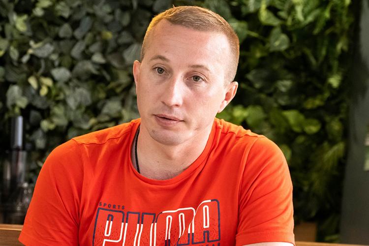 Главный тренер сборной Татарстана по триатлону - Сергей Яковлев, который ранее работал с национальной командой России