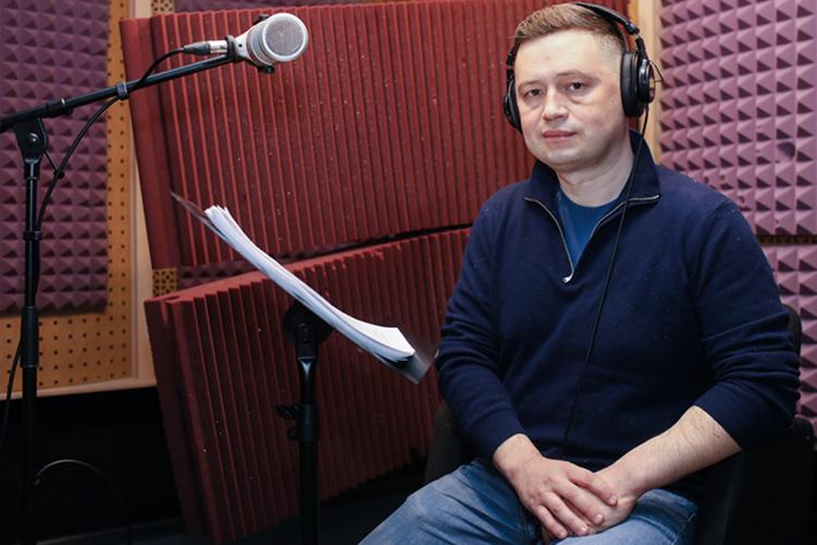 Радик Мухаметзянов: «Знаете, есть люди, которые болеют театром, горят иеще вдетстве ходят вразличные студии ит.д.Ябыл неизтаких»