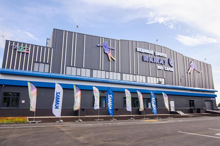 Новый ледовый дворец вЗамелекесье планируют возвести рядом с39-й школой. Для него уже зарезервирован участок площадью 3 гектара. Планируется, что ледовый будет один водин стем, который был сдан годом ранее наулице 40 лет Победы (на фото)