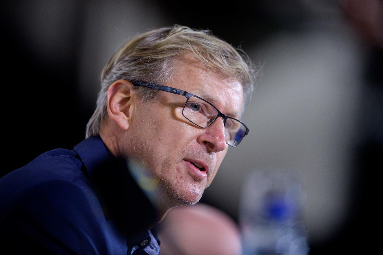 Финляндию возглавляетМарккуКанерва—бывший защитник сборной. 12 лет онработал главным тренером молодёжной сборной, апошёл наповышение в2016-м