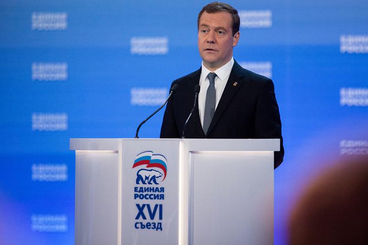 «Сам Дмитрий Медведев в своем интервью «Коммерсанту» сказал, что «Единая Россия» примет оптимальное решение, исходя из политической ситуации. Выборы есть выборы, политическая конъюнктура может меняться, и партия должна исходить из электоральных задач»