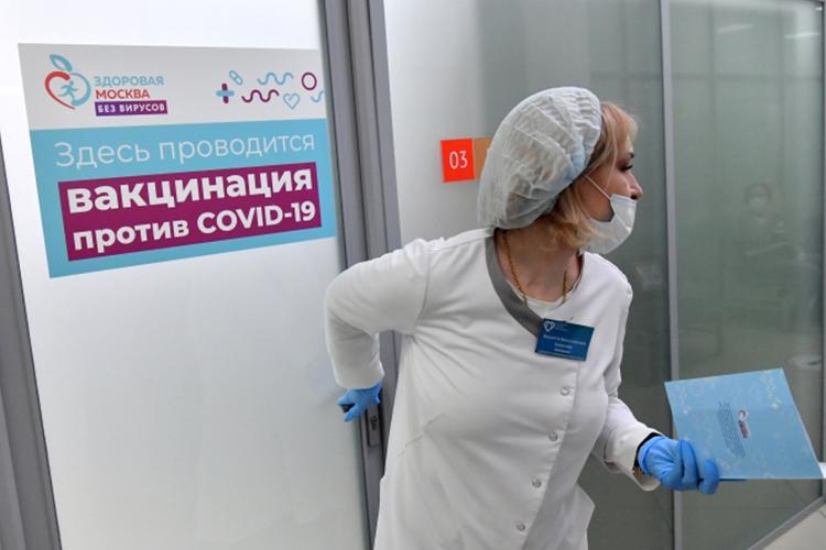 Люди ждут, когда появятся данные, что вакцина точно эффективна