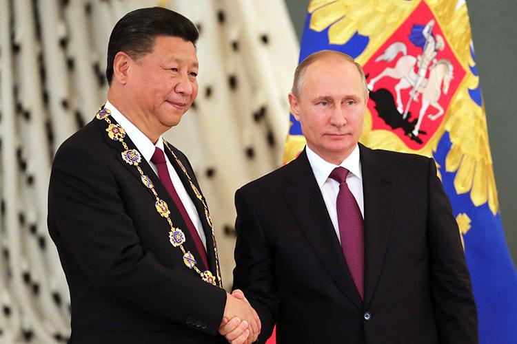 Для Америки ключевая, как говорят, экзистенциональная история— отом, будетли полномасштабный военно-политический союз России иКитая противодействоватьСША