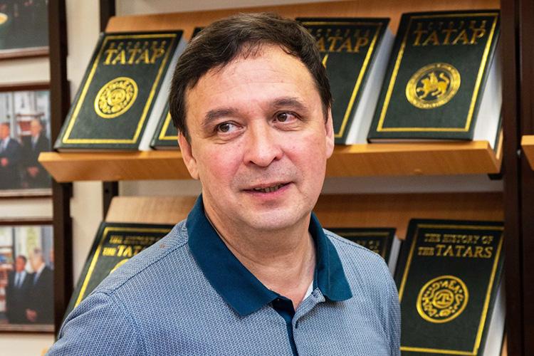 Радик Салихов: «Ясчитаю, что никаких нарушений аутентичности нет, просто каждая эпоха приносит свое, органично внося изменения вэтот праздник»
