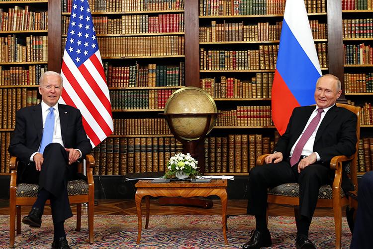 «Сказать, что мир стал безопаснее после встречи Путина иБайдена, конечно, нельзя. Ното, что после саммита навилле ЛаГранж, появился шанс нанормальное развитие— это точно»