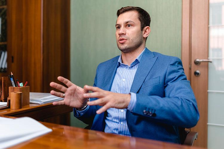 Тимур Сабитов: «Сейчас нас поправу считают одной изведущих юридических фирм натерритории Татарстана»