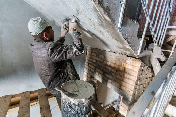 Капитальный ремонт 295 домов подрядчики выполнили на37%